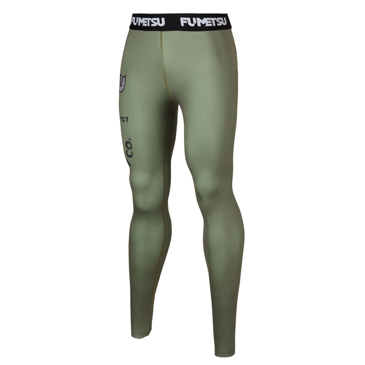 Fumetsu Rampage Supply Co Spats Khaki