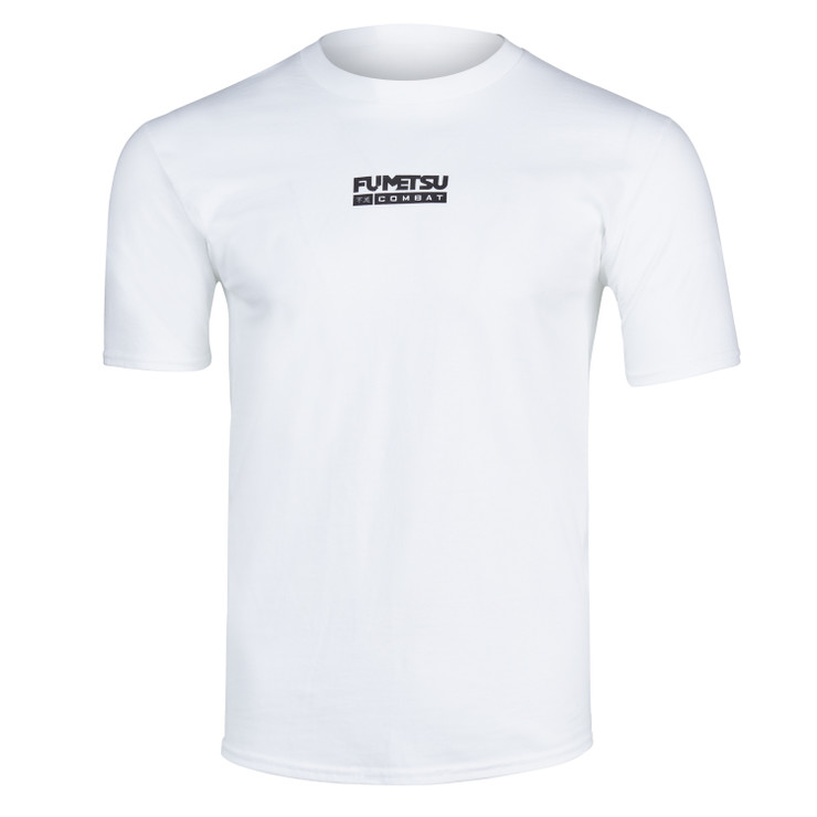 Fumetsu Ghost T-Shirt White