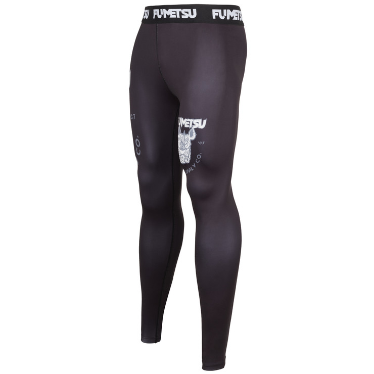 Fumetsu Rampage Supply Co Spats Black