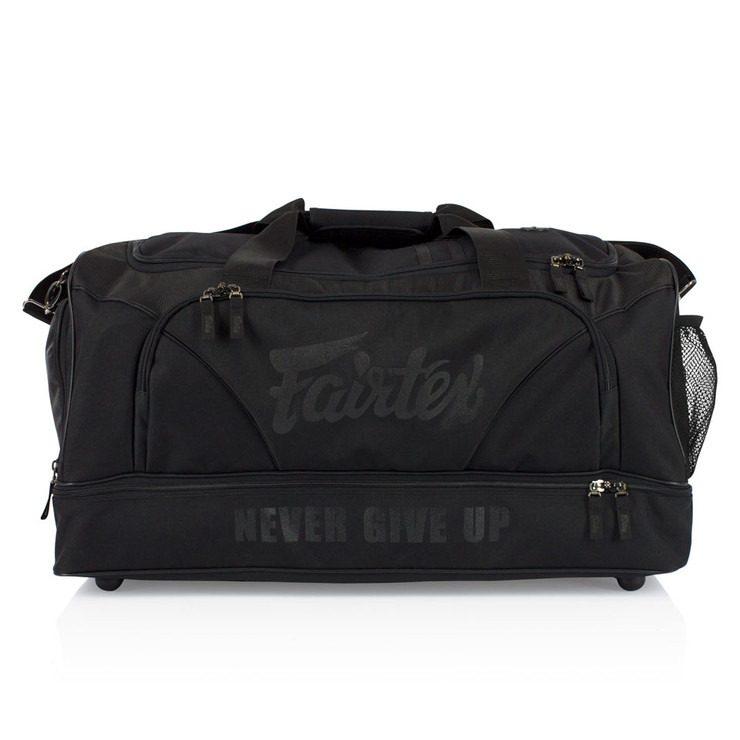 Fairtex BAG2 Heavy Duty Gym Bag Black