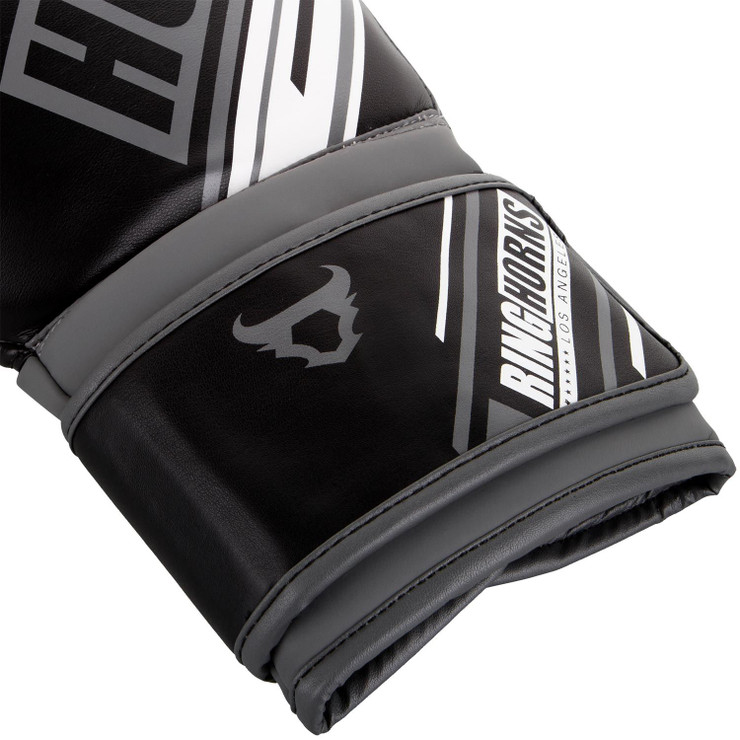 Ringhorns Nitro Boxing Gloves Black/White