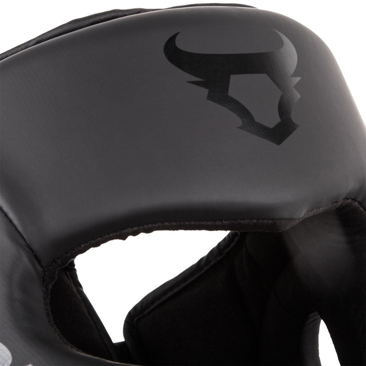Ringhorns Charger Headguard Black/Black