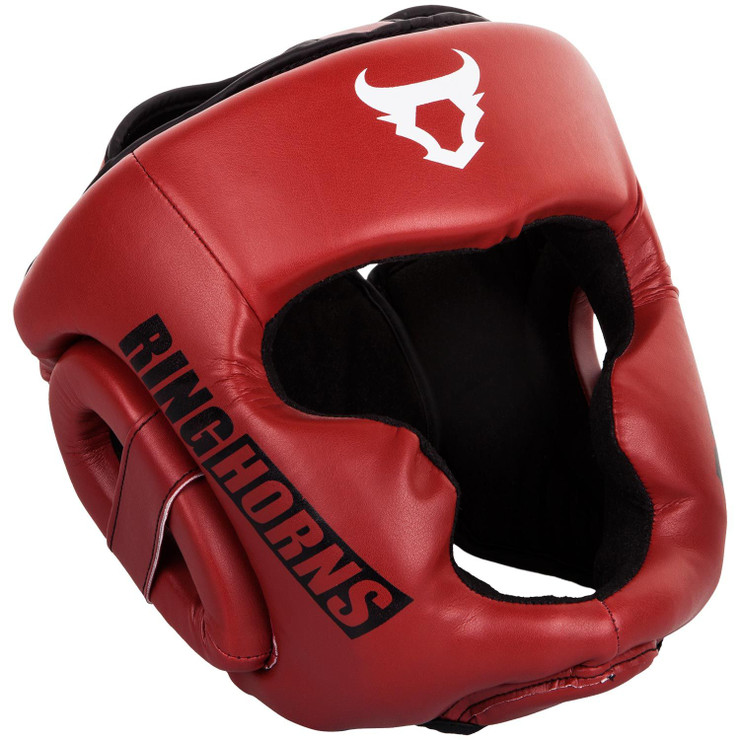 Ringhorns Charger Headguard Red