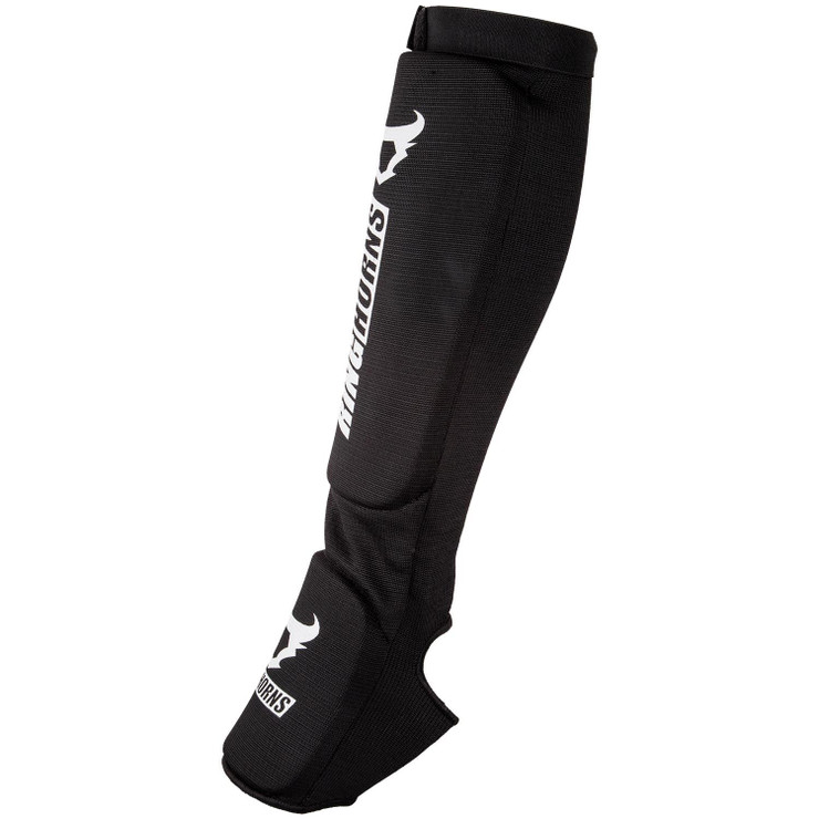 Ringhorns Kontact Shin Guards Black