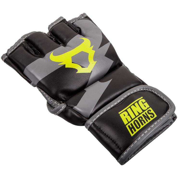 Ringhorns Charger MMA Gloves Black/Yellow