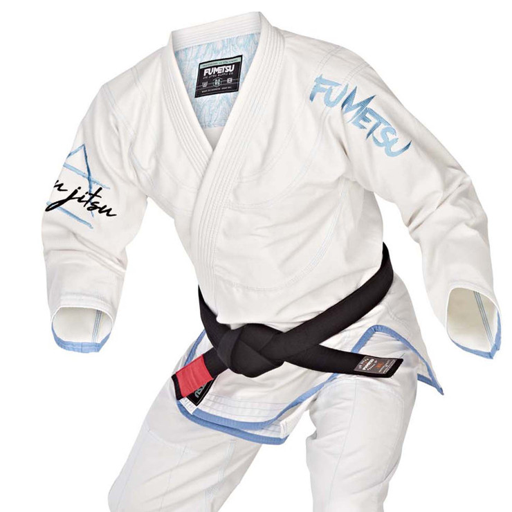 Fumetsu Elements Air 350 BJJ Gi White