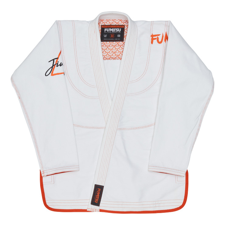 Fumetsu Elements Fire 550 BJJ Gi White