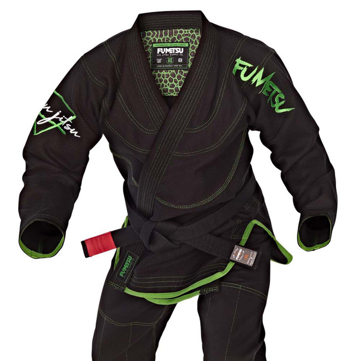 Fumetsu Elements Earth 750 BJJ Gi Black