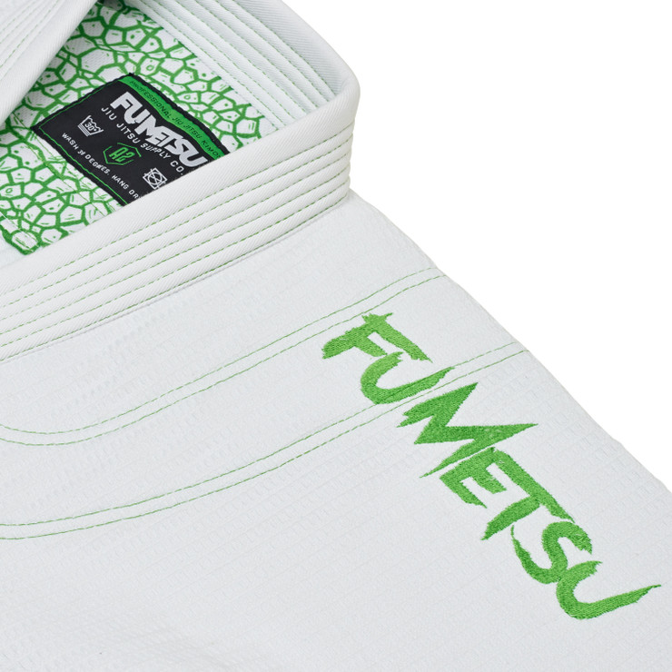 Fumetsu Elements Earth 750 BJJ Gi White