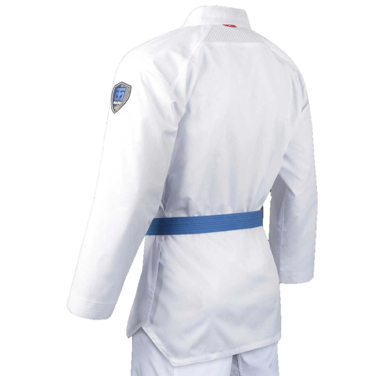 Mooto Extera S6 Uniform White Neck