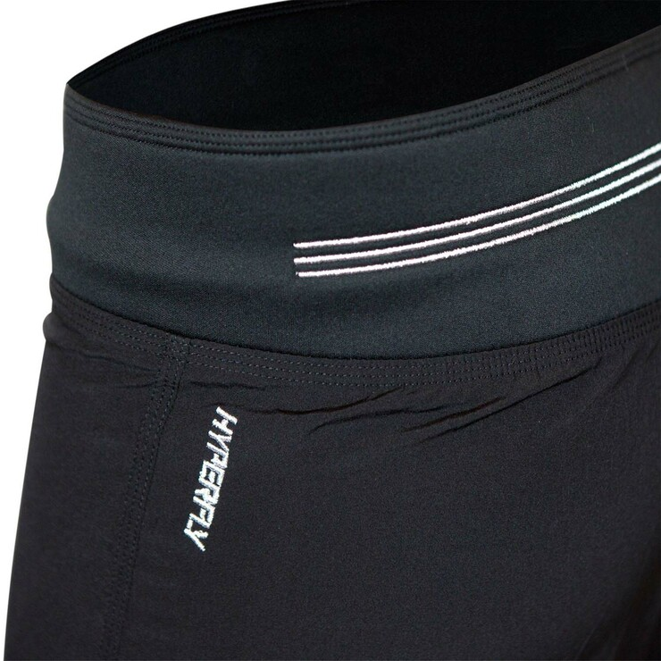 Hyperfly ProComp Supreme Shorts 2.0  Black