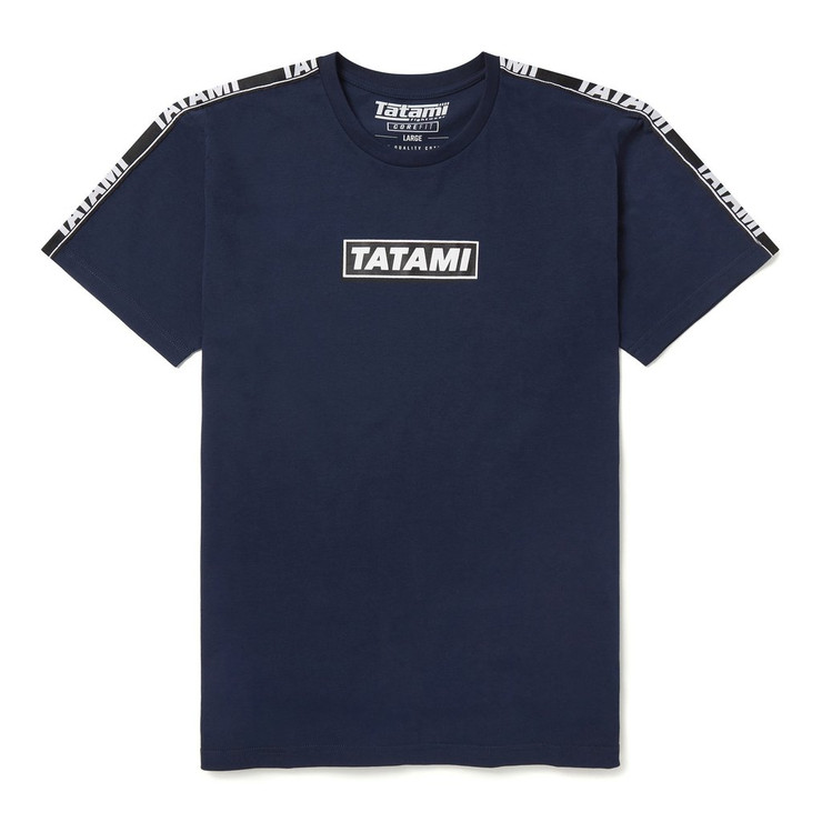 Tatami Fightwear Dweller Collection T-Shirt Navy