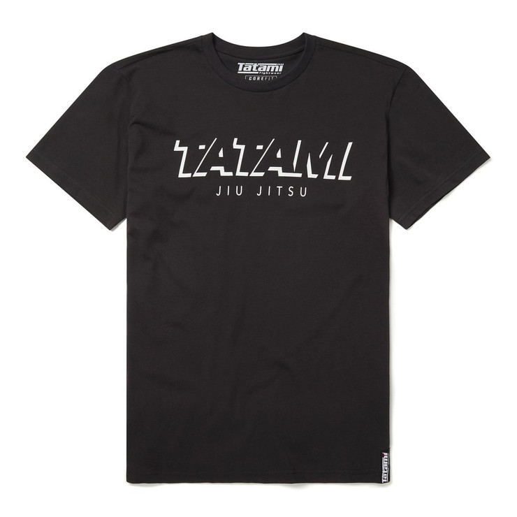 Tatami Fightwear Shadow Collection T-Shirt Black