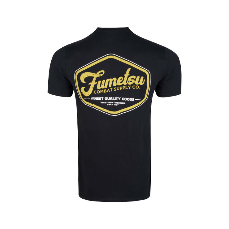 Fumetsu Vintage Goods T-Shirt  Black
