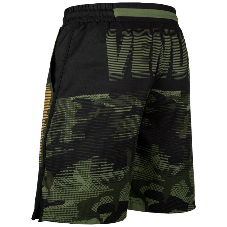 Venum Tactical Training Shorts Khaki/Black/Gold