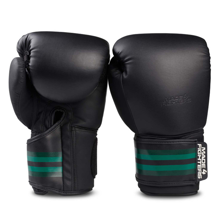 Made4Fighters S1 Boxing Gloves Black