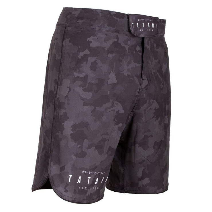 Tatami Fightwear Stealth Fight Shorts
