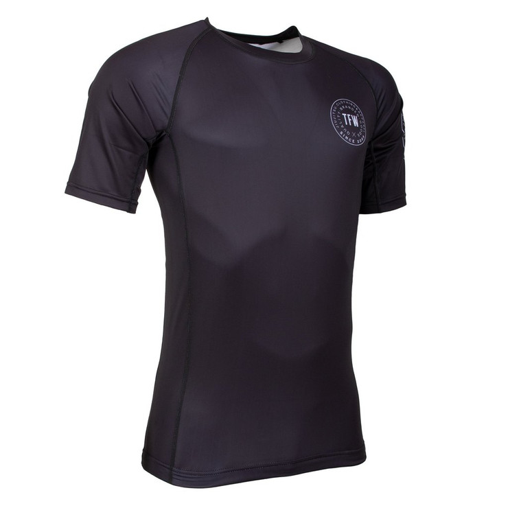 Tatami Fightwear Iconic Short Sleeve Rash Guard