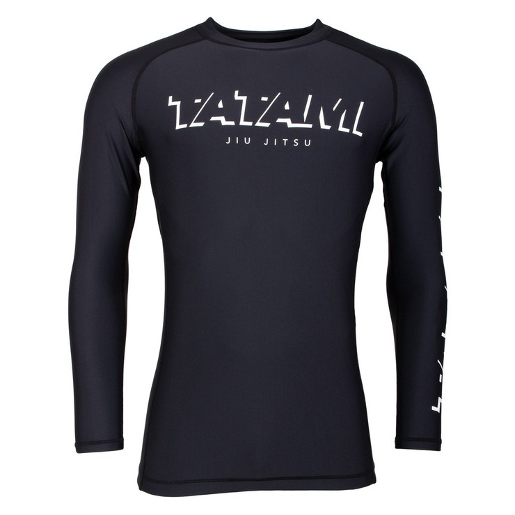 Tatami Fightwear Shadow Collection Long Sleeve Rash Guard