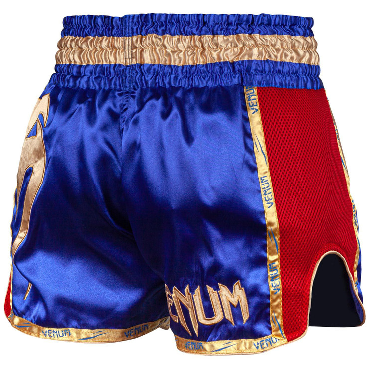 Venum Giant Muay Thai Shorts Blue/Gold
