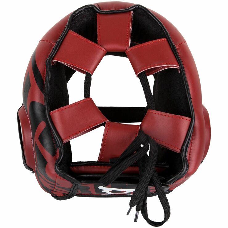 Ringhorns Nitro Head Guard  Red