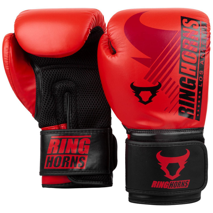 Ringhorns Charger MX Boxing Gloves Red/Black