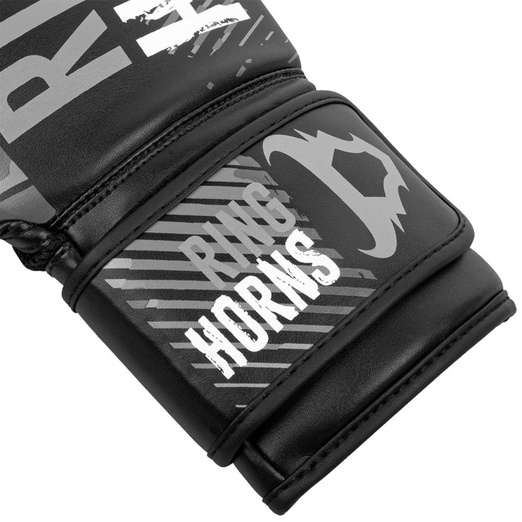 Ringhorns Charger Camo Boxing Gloves Black/Grey
