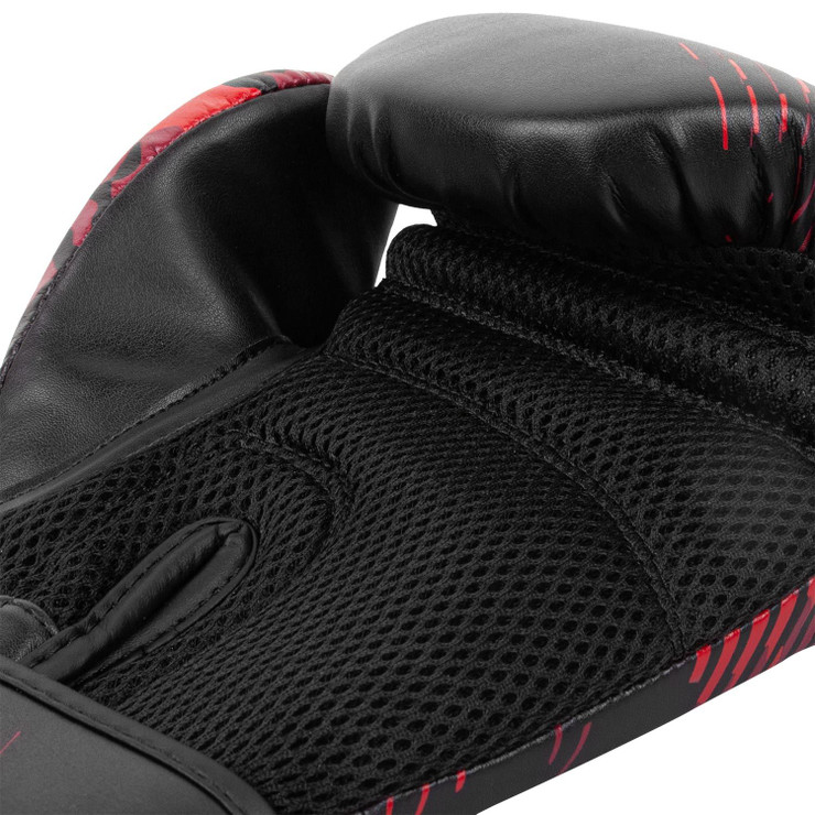 Ringhorns Charger Camo Boxing Gloves Black/Red