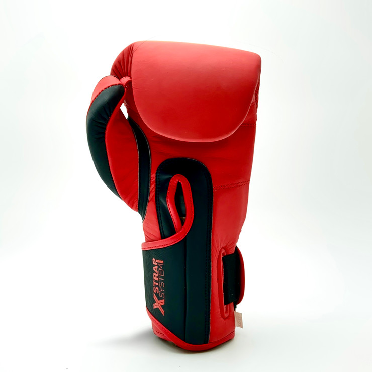 Ringside Gamma Boxing Gloves Red