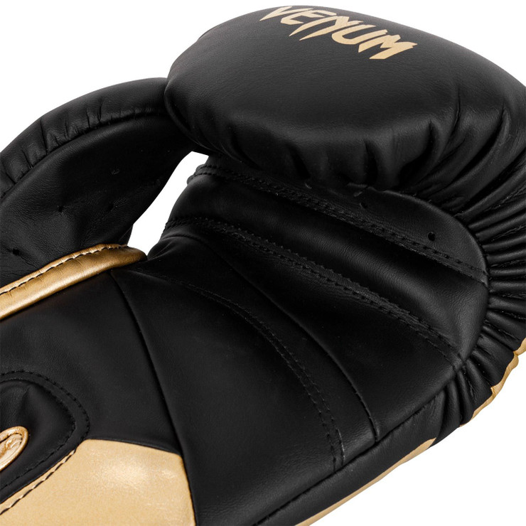 Venum Petrosyan Boxing Gloves Black/Gold