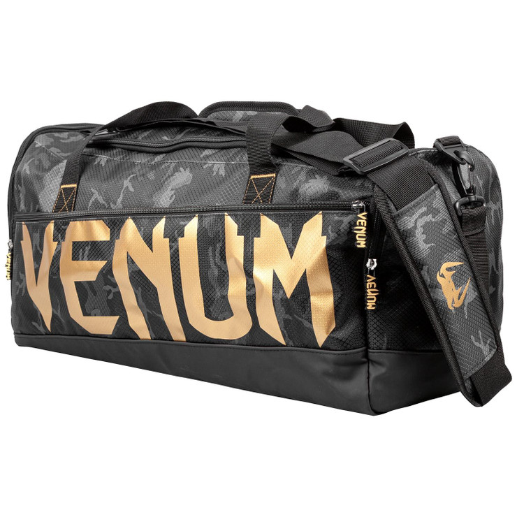 Venum Sparring Sports Bag Black/Gold