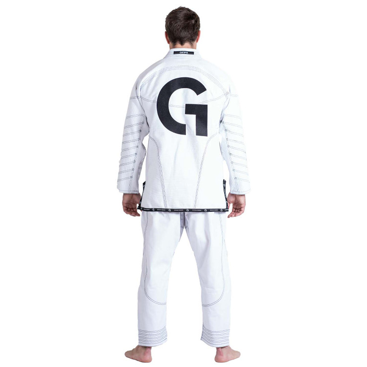 Gr1ps Armadura Big-G BJJ Gi White