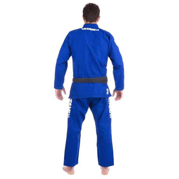 Tatami Fightwear Essential Mens BJJ Gi Blue