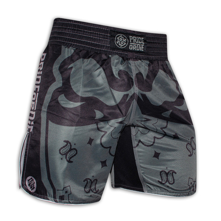 Pride Or Die Ruthless Fight Shorts