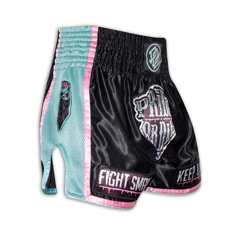 Pride Or Die Z-Camp Muay Thai Short