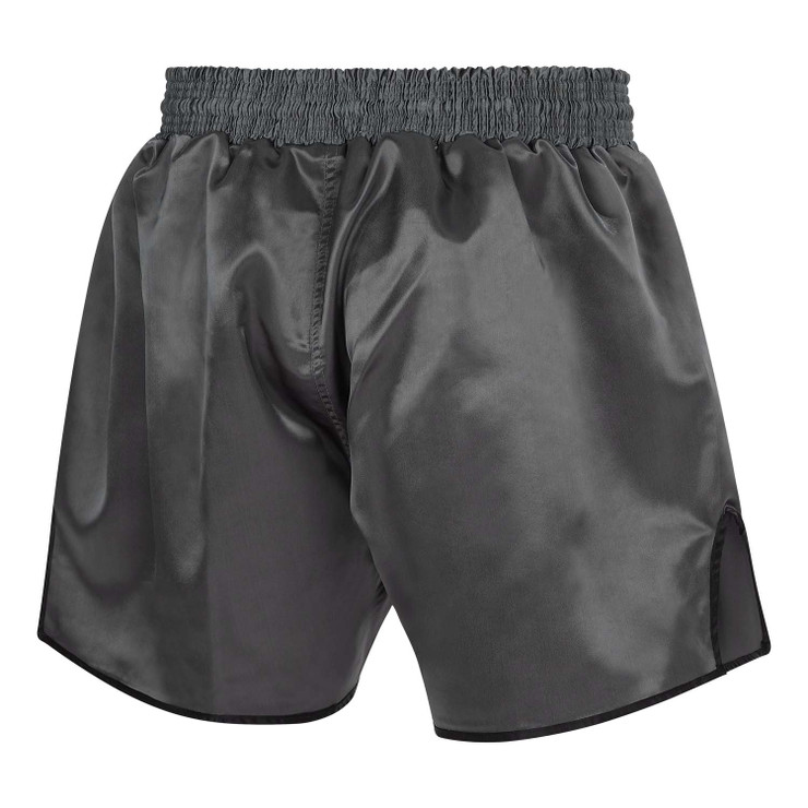 Fumetsu CSC Muay Thai Shorts Grey/Black