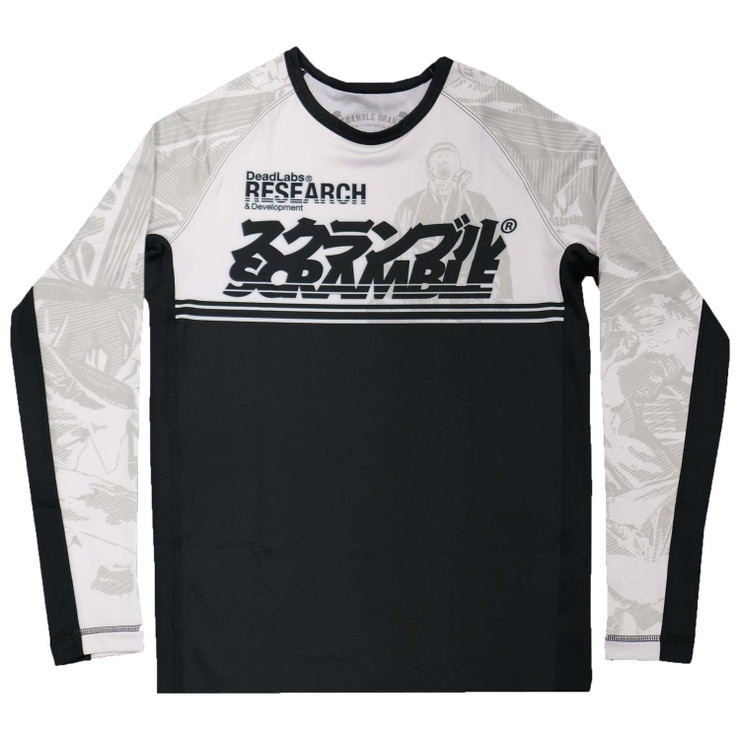 Scramble x Deadlabs Long Sleeve Rash Guard
