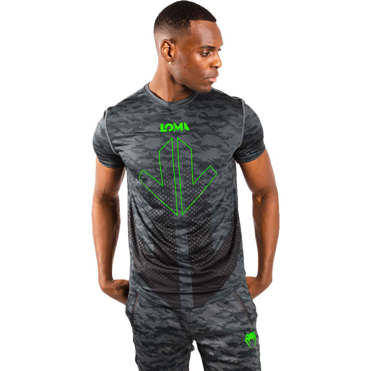 Venum Arrow Loma Signature Collection Dry Tech T-Shirt
