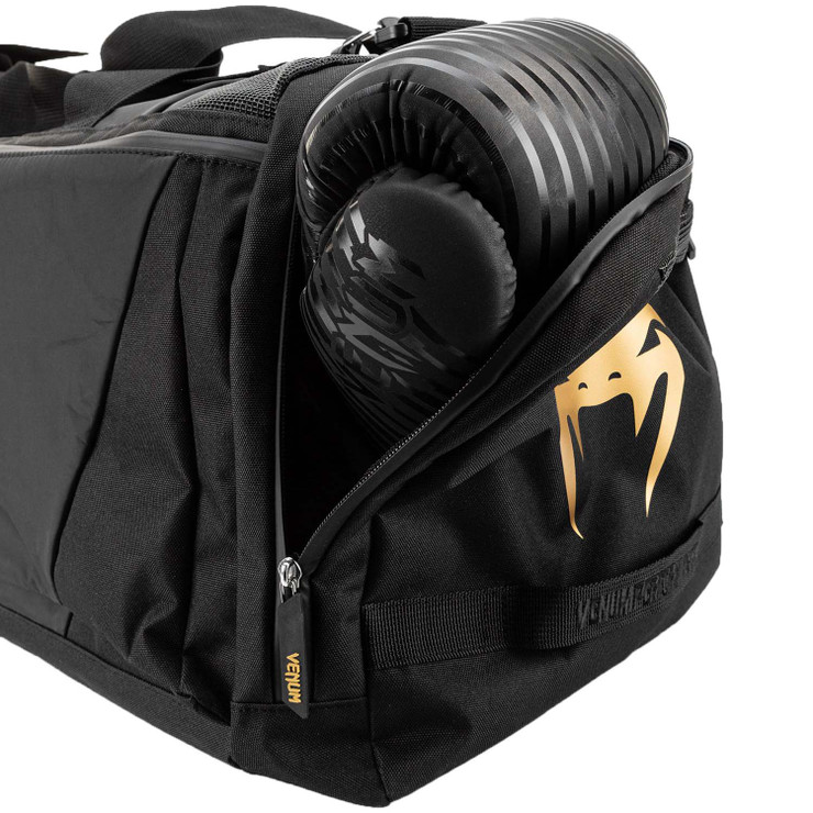 Venum Trainer Lite Evo Sports Bag Black/Gold
