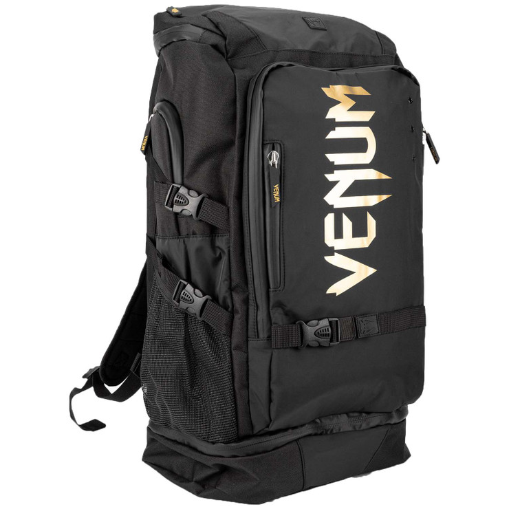 Venum Challenger Xtreme Evo Back Pack  Black/Gold