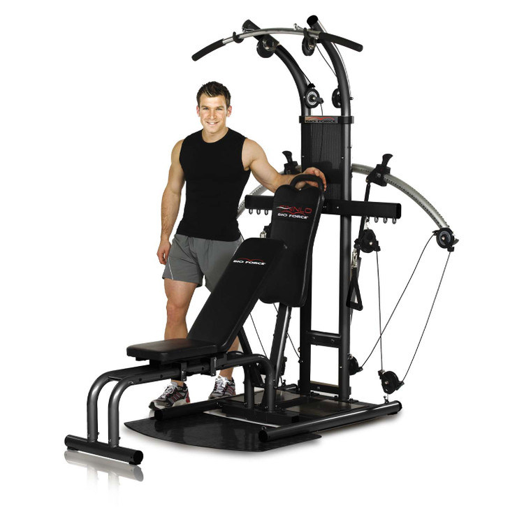 Finnlo Bio Force Power Weight Bench