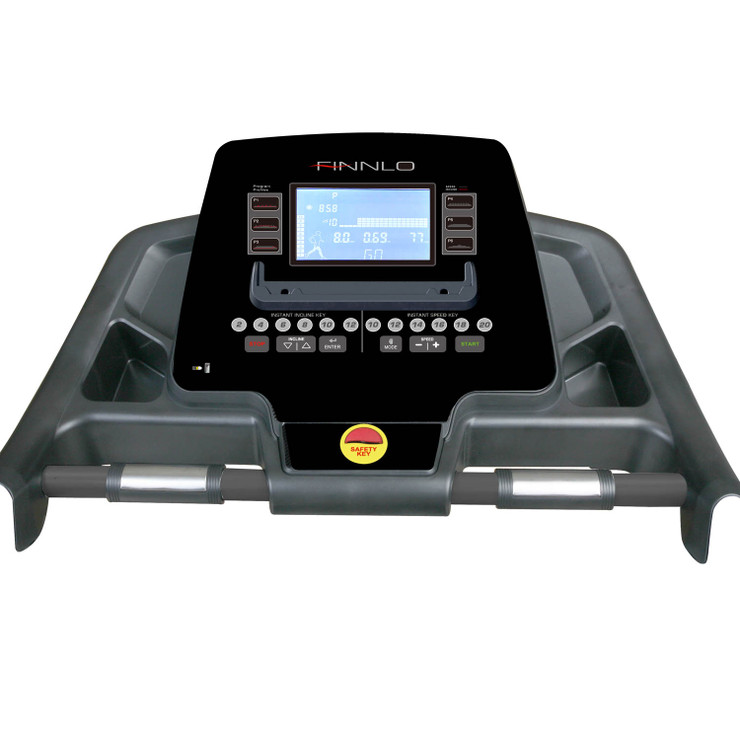 Finnlo Endurance BT Treadmill