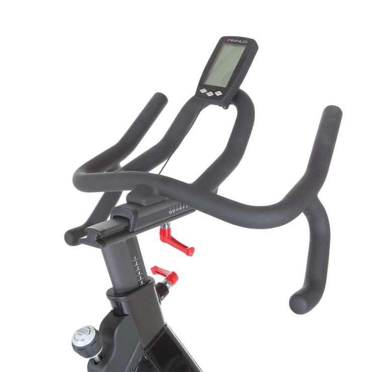 Finnlo Maximum Speed Bike Pro Exercise Bike