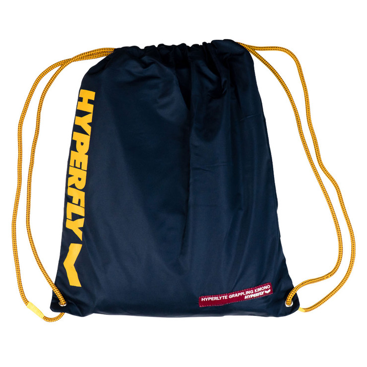 Hyperfly Hyperlyte 2.0 BJJ Gi Navy/Yellow