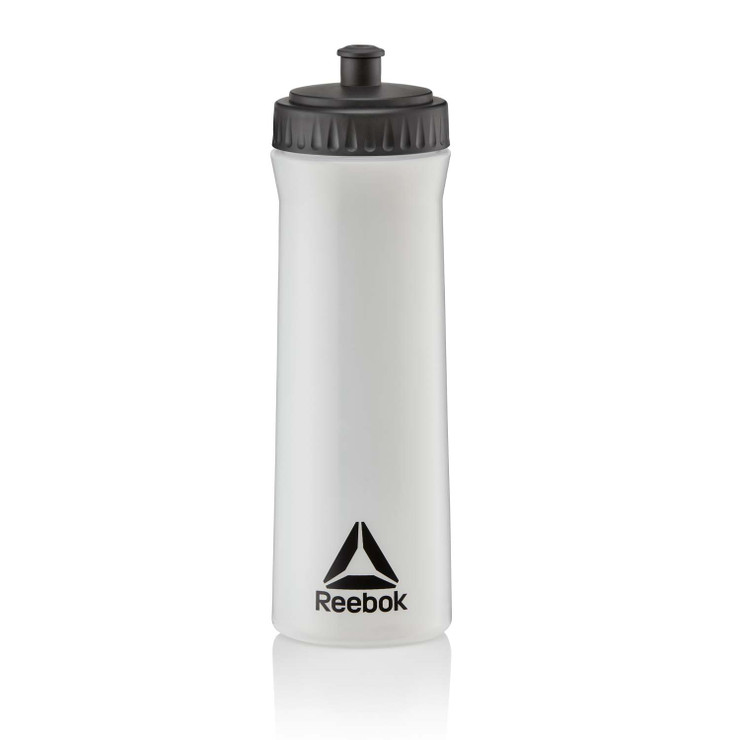 Reebok 750ml Water Bottle Clear