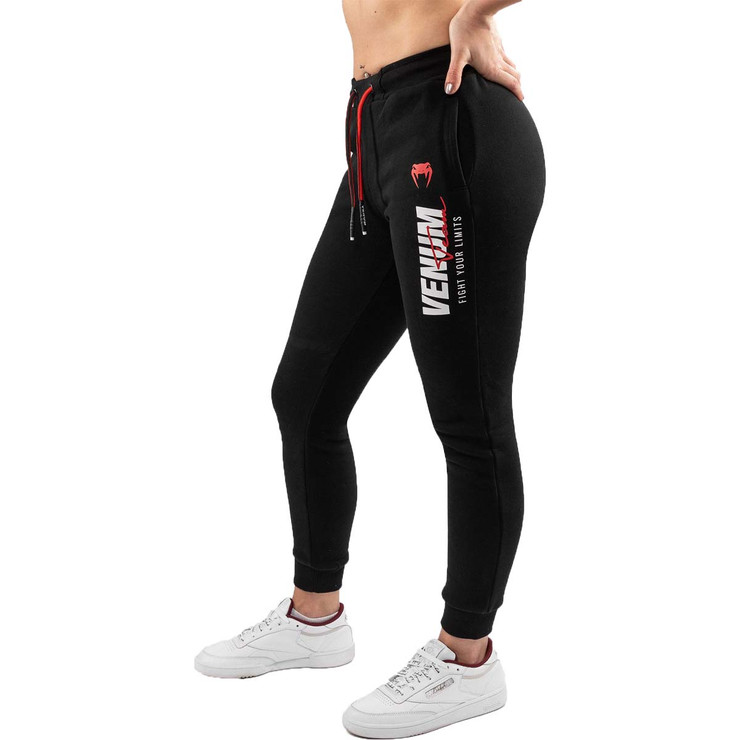 Venum Team Womens  Joggers Black