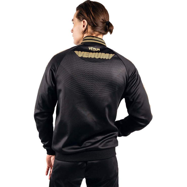Venum Club 182 Track Jacket Black/Gold