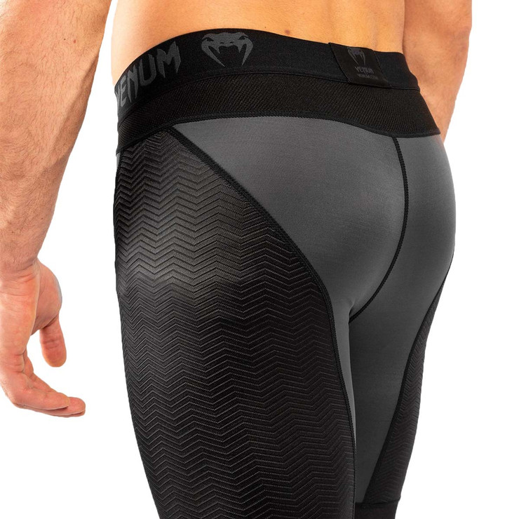 Venum G-Fit Spats Grey/Black