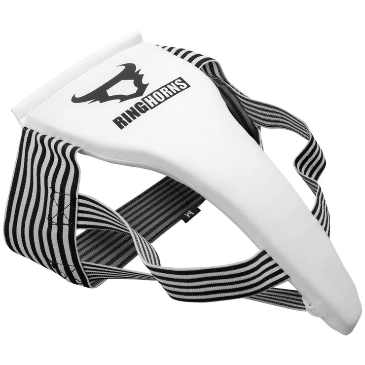 Ringhorns Charger Womens Groin Guard  White