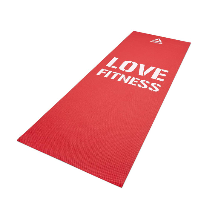 Reebok Love Fitness Mat Red